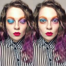 mad hatter makeup alice through the looking gl