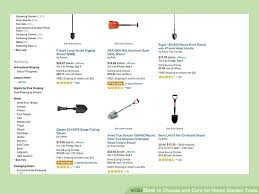 ames garden tools. Ames Gardening Tools Image Titled Choose And Care For Home Garden Step 4 . L
