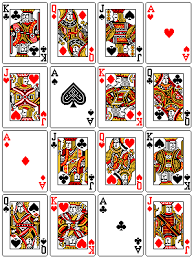 playing cards origins of names