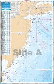 Coastal Fishing Charts Waterproof Charts Nautical Charts