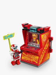 LEGO Ninjago 71714 Kai Avatar Arcade Pod   Lego ninjago birthday, Lego  ninjago, Ninjago kai
