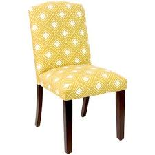 yellow parsons chair.  Yellow Raab Parsons Chair For Yellow E