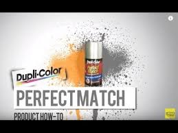 Duplicolor Perfect Match Color Chart Duplicolor Perfect Match Touch Up Paint Jegs