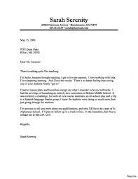 sample cover letter elementary teacher writing a teaching cover letter 13 elementary teacher sample