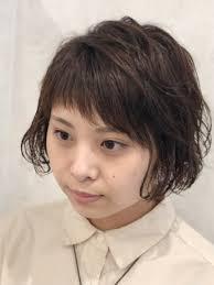 切りっぱなしショートボブスタイルのヘアカタログaccueillir Pur Hair