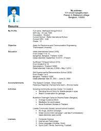 Free Online Resume Builder Tool Free Online Resume Builder India RESUME 3