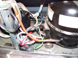 how to replace an overload relay ford explorer and ford ranger plug in the refrigerator and test everything before the rear panel is reinstalled replace the rear access panel and move the refrigerator back into its