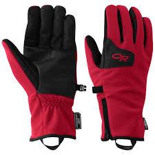Mens Stormtracker Sensor Gloves