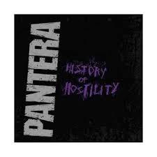 <b>Pantera</b> - <b>History Of</b> Hostility (Vinyl) : Target
