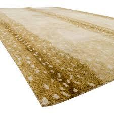 ballard design ballard design tan antelope rug decor