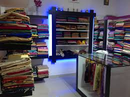 ... Inside View - Q Fab Designer Boutique Photos, Thrikkakara, Ernakulam -  Saree Retailers ...