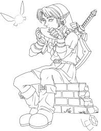 Printable drawings and coloring pages. To Print This Free Coloring Page Coloring Legend Of Zelda Free Photos
