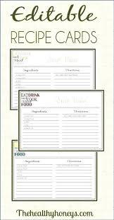 Free Printable Blank Recipe Cards 4 X 6 4 Luxury Getflirty Co