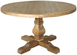 surprising reclaimed pine dining table classic camrose round fine bartol fixed