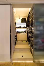 in the floor storage