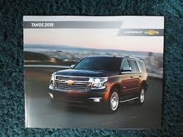 2018 chevrolet brochures. perfect brochures 2018 chevrolet tahoe rst z71 midnight edtn dealer showroom brochure and  cool from with chevrolet brochures u