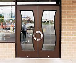 commercial front doorsContemporary Front Doors Guide  Storefront Doors  Commercial