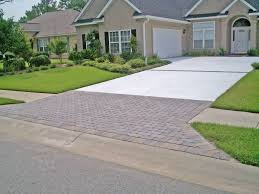 Eagle's Pointe Golf Club- Driveway Apron Design and Installation