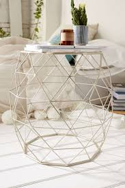 Metal Side Tables For Bedroom 17 Best Ideas About Tall Side Table On Pinterest Tall Bedside