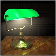 green bankers desk lamp nz