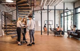 Modern office space Home Does Your Office Space Attract And Retain Staff Plante Moran Does Your Office Space Attract And Retain Staff Explore Our