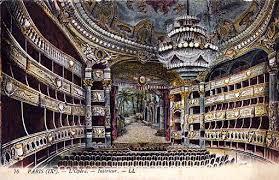 auditorium postcard from 1909