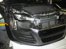 custom k40 install audi r8 gmp performance we installed a total of 4 sensors two in the front bumper on either side of the bumper in the primary grills and same goes for the rear bumper