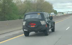 2018 jeep diesel. wonderful diesel is this a 2018 jeep wrangler diesel prototype jl testing in public  spied  the fast lane car in jeep diesel
