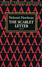 Scarlet Letter Book Cover The Scarlet Letter In The Modern World Indian Ink