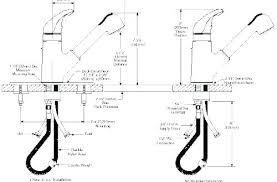 kohler kitchen faucet parts. Kitchen Faucets Replacement Repair Instructions Pertaining To Faucet Parts Diagram . Kohler