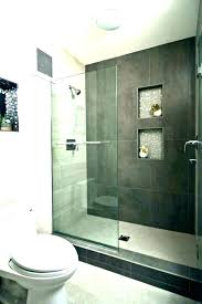 tile stand up shower stand up shower ideas corner custom bathroom small tile stand up shower