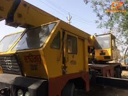 Coles 25 Ton Crane Load Chart Coles 25 28 25 Tons Crane For Sale In Bhiwadi Rajasthan
