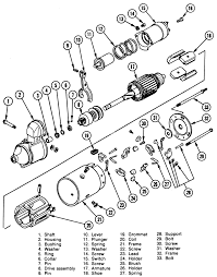 Repair guides engine electrical starter