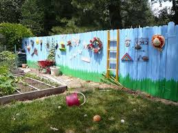 15 stunning fence painting designs to