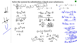 alg 1 9 5 solving systems of quadratic equations