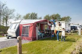 touring caravan euro pitch picture of