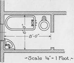 simple bathroom drawing. Contemporary Drawing Scale Drawings Of Bathrooms In Simple Bathroom Drawing