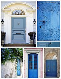 blue front door png.  Front Various Styles Painted Blue Exterior Doors Of Distinction On Blue Front Door Png S