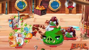 Angry Birds Epic RPG - Rovio Entertainment Ltd Eastern Cobalt Plateaus 5-6  - YouTube
