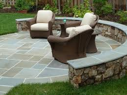 modern circular outdoor seating wonderful interior patio with wall adjacent to garden bed land attractive in addition 9 area furniture uk bench