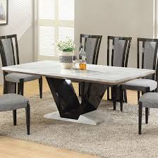 traditional white marble dining tables home interior inspiration of pertaining to square table decor 2