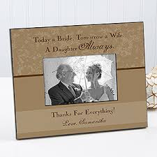 personalized wedding gifts new wedding ideas trends Wedding Gifts For Parents Frames personalized wedding picture frame father of the bride wedding gift for parents picture frame