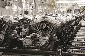 know the nursery where the harley davidson engines are born