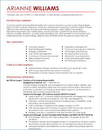 Functional Resume 100 Sample Functional Resume For Customer Service 89