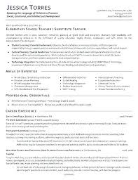 Sample Resume For Teachers Beauteous Kindergarten Teacher Resume Sample Pdf Example For Teachers Teaching