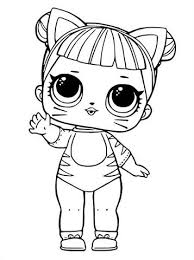 Kids N Funcom 30 Coloring Pages Of Lol Surprise Dolls