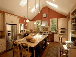 vaulted kitchen ceiling lighting. Wonderful Ceiling Kitchen Under Cabinet Range Hood Engineered Wood Floor Free Standing Oven  Uniquely White Orb Pendant  Pendant Lights For Vaulted Ceilings  Intended Ceiling Lighting N