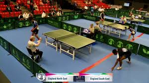 school 2017 table tennis boys team final round