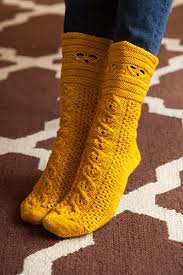Sock Knitting Pattern Custom Busy Bees Socks Knitting Patterns And Crochet Patterns From