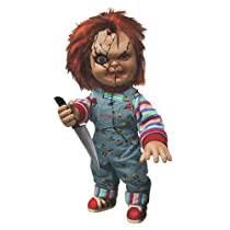 "Mezco Toyz Chucky Child's Play 15"" Action Figure - MollyHargraves50507"